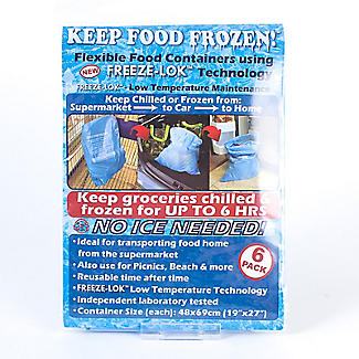 6 Freeze-Lok Bags alt image 3