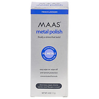 Maas Metal Polish Cream French Lavender 113g alt image 11
