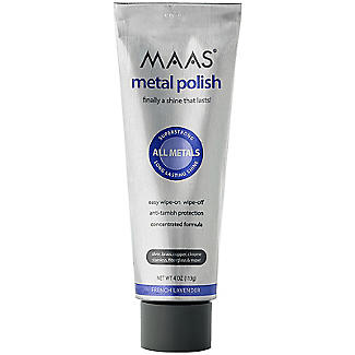 Maas Metal Polishing Creme 113g