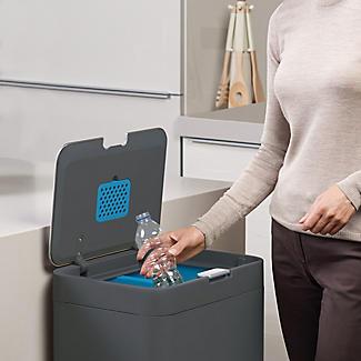 Joseph Joseph Totem Intelligent Waste Recycle Unit - Graphite 58L alt image 6