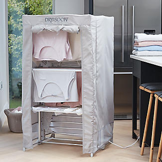 Dry:Soon Deluxe 3-Tier Heated Airer Cover alt image 3