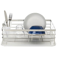 Contemporary Dishrack