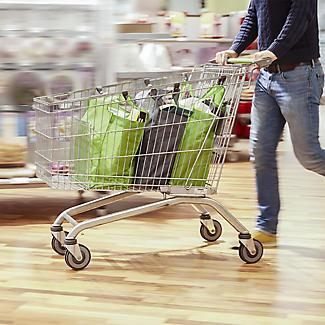 Mitbring-Einkaufsbeutel alt image 3