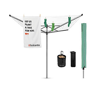 60m Brabantia Liftomatic Rotary Airer alt image 8