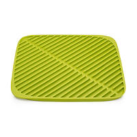 Joseph Joseph Flume Folding Draining Mat Small Green