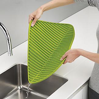 Joseph Joseph Flume Folding Draining Mat Large Green alt image 4