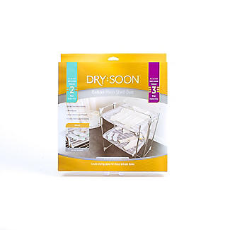 Dry:Soon Deluxe Mesh Shelf Duo alt image 9
