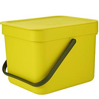 Brabantia® 6L. Sort and Go Yellow