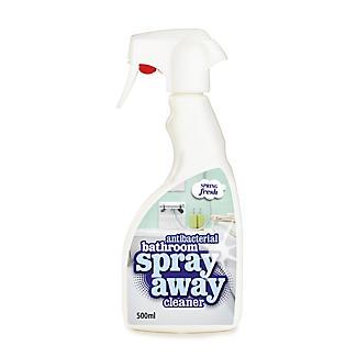 Antibacterial Bathroom Spray Away Cleaner