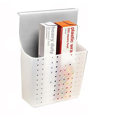 madesmart&174 Hanging Wrap Storage
