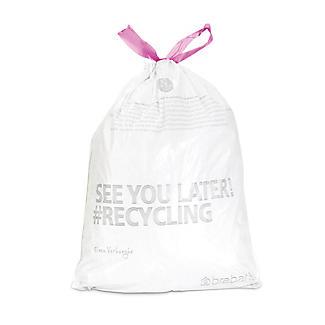 20 Brabantia Size C PerfectFit Drawstring Bin Bags 12L alt image 3