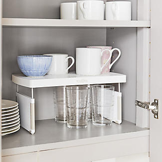 StoreMore Adjustable Shelf Riser alt image 2