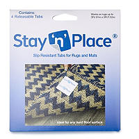 4 Stay 'n' Place® Anti-Rutsch-Aufkleber