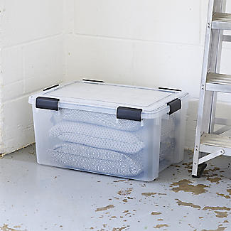 50 Litre Ultimate Weatherproof Storage Box alt image 2