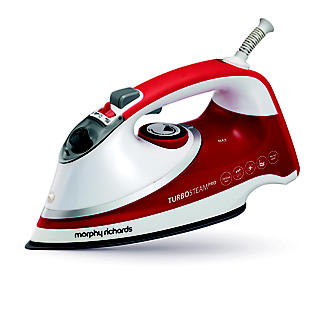 Morphy Richards Turbo Steam Pro Iron 303124 alt image 1