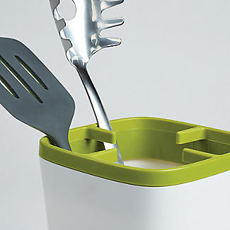 ILO Kitchen Utensil Pot White and Green alt image 3