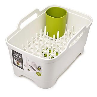 Joseph Joseph Wash & Drain Plus White and Green alt image 6