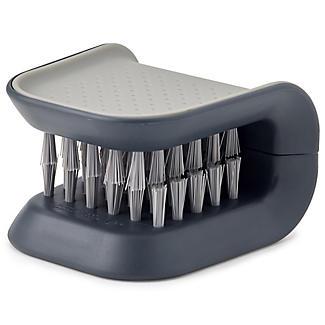 Joseph Joseph Bladebrush Knife Cleaner Grey