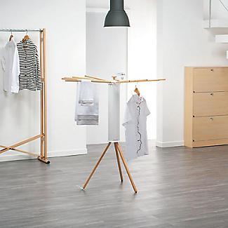 Italian Design Wooden Clothes Airer alt image 8