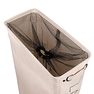Slim Wheelie Laundry Hamper alt image 5