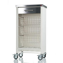 Hahn Chelsea Kitchen Trolley - Warm White