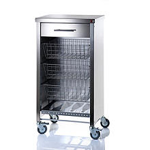 Hahn Steel Cook's Kitchen Trolley