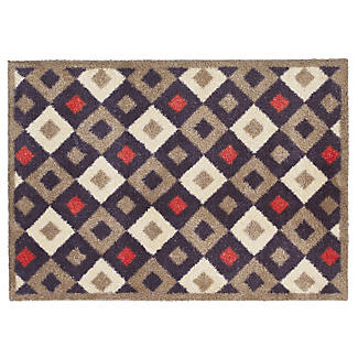 how to wall tile a bathroom checkered tiles turtle mat doormat 85 x 59cm lakeland 25536