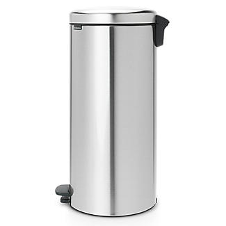 Brabantia NewIcon Pedal Bin - Matt Steel Fingerprint Proof 30L alt image 2