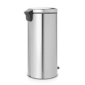 Brabantia NewIcon Pedal Bin - Matt Steel Fingerprint Proof 30L alt image 3