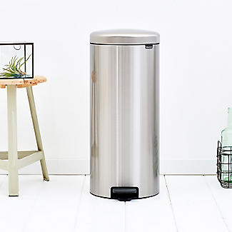 Brabantia NewIcon Pedal Bin - Matt Steel Fingerprint Proof 30L alt image 8