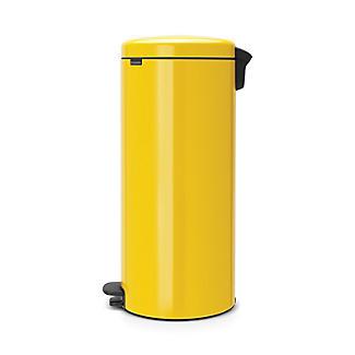 Brabantia NewIcon Pedal Bin - Sunshine Yellow 30L alt image 2