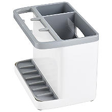 ILO Standard Sink Tidy Bright White/Grey