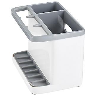 ILO Standard Sink Tidy Bright White/Grey