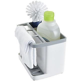 ILO Standard Sink Tidy White and Grey alt image 2