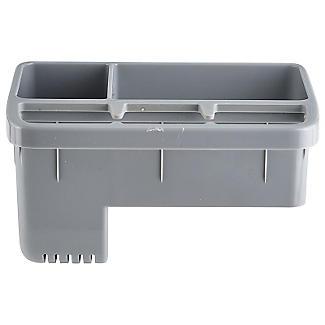 ILO Standard Sink Tidy White and Grey alt image 4