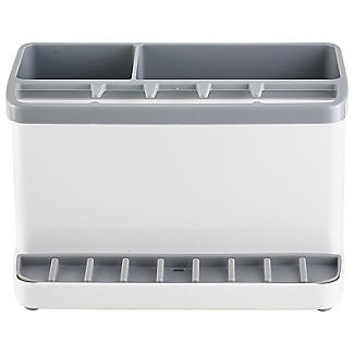 ILO Large Sink Tidy White and Grey alt image 5