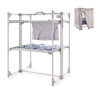 Dry:Soon Deluxe 2-Tier Heated Airer and Cover Offer Bundle alt image 1