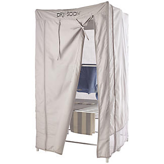 Dry:Soon Deluxe 3-Tier Heated Airer and Cover Offer Bundle alt image 4