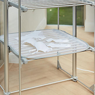 Dry:Soon Deluxe 2-Tier Heated Airer and Full Accessories Offer alt image 10