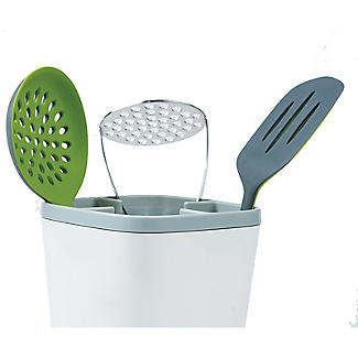 ILO Kitchen Utensil Pot White and Grey alt image 2
