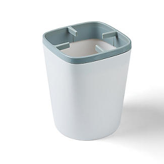 ILO Kitchen Utensil Pot White and Grey alt image 5