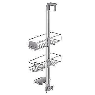 simplehuman over door shower caddy reviews lakeland. Black Bedroom Furniture Sets. Home Design Ideas