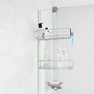 Simplehuman Over Door Shower Caddy simplehuman | Lakeland