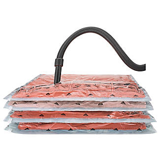 2 Pack-Mate Medium Flat Vacuum Bags alt image 3