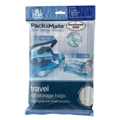 packmate travel roll storage bags
