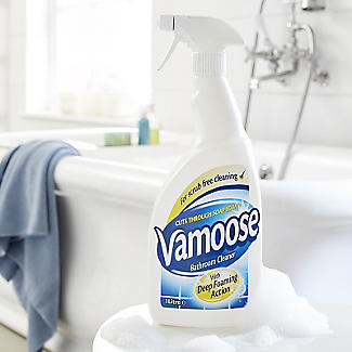 Vamoose Bathroom Cleaner 1 litre alt image 2