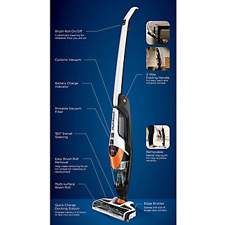 Bissell MultiReach Cyclonic Cordless Vac 13137 alt image 3
