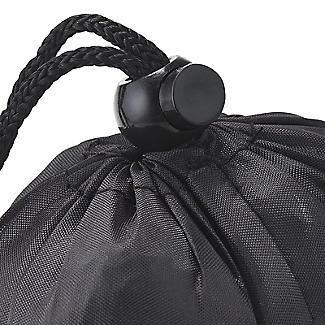 Folding Shopping Bag - Black Cat Design alt image 2