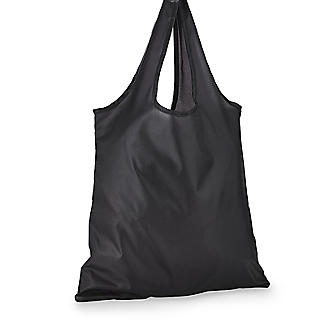 Folding Shopping Bag - Black Cat Design alt image 3