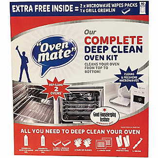 Oven Mate Complete Deep Clean Oven Kit alt image 3